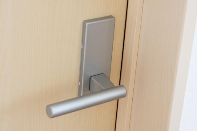 住宅のドア